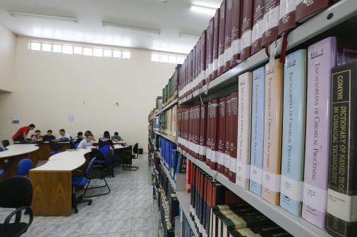 Escola de Engenharia de Lorena – Biblioteca