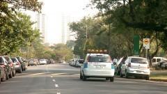 Ação da Guarda Universitária na Cidade Universitária
