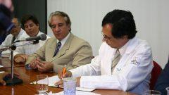 Doação de verba do Ministério da Saúde para o HC Criança, 03/09/2000