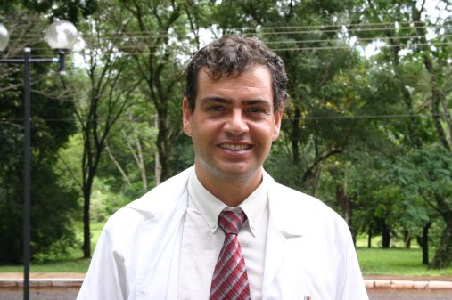 Prof. Pércio Roxo Junior, da FMRP