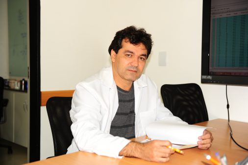 Prof.  Wilson Araújo da Silva Junior, da FMRP