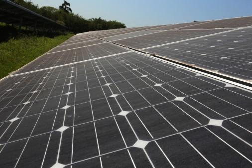 Usina Solar Fotovoltaica 540kW – Instituto de Energia e Ambiente