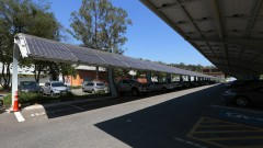 Usina Solar Fotovoltaica 540kW – IEE II