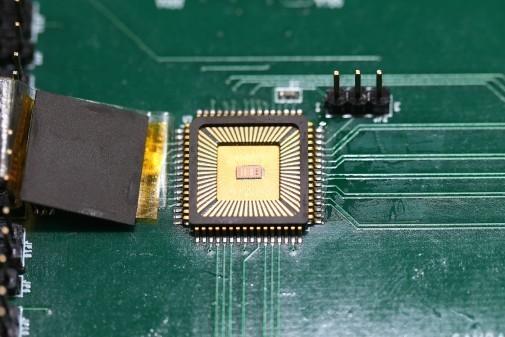 Protótipo do Chip Sampa – IF