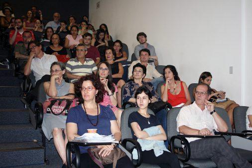 Aula Magna da Faculdade de Filosofia, Letras e Ciências Humanas: Antonio Dimas