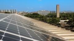 Sistema de Painéis Solares Fotovoltaicos – Biblioteca Brasiliana