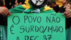 Movimentos populares – Manifestações sociais