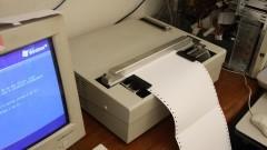 Impressora em braile