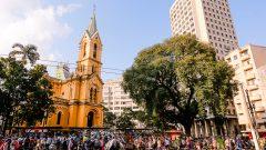 Igreja Nossa Senhora do Rosário - Prédios tombados pelo Condephaat. Foto: Cecília Bastos/USP Imagem