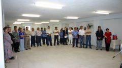 Revitalização do Biotério Geral Prédio de Camundongos, 2005