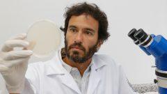 Júlio Ferreira é Professor associado do Depto de Anatomia do Instituto de Ciências Biomédicas da Universidade de São Paulo. Foto : Cecília Bastos/USP Imagem