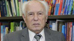 Professor José Goldemberg. Instituto de Engenharia e Ambiente (IEE)