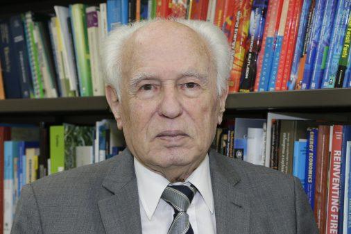Professor José Goldemberg – Instituto de Engenharia e Ambiente