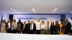 Lançamento Cátedra Educação Básica