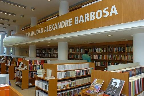 Livraria João Alexandre Barbosa – EDUSP