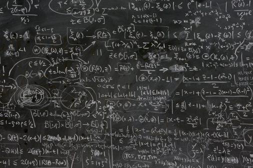 Lousa a céu aberto – Instituto de Matemática e Estatística
