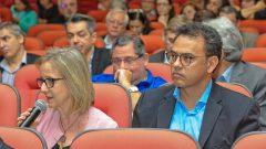 Reunião dos Dirigentes da USP em Bauru . Data: 30 e 31 de julho de 2019. Foto: Cecília Bastos/USP Imagem