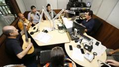 Show 40 anos da Rádio USP – Manu Lafer e Germano Mathias