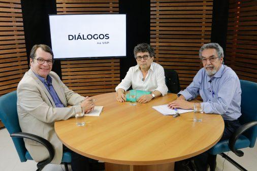 Diálogos na USP – O Futuro da Educação no Brasil. Vinicio de Macedo Santos e Nilson José Machado