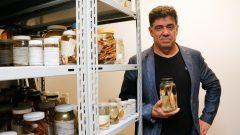 Mário Cesar Cardoso de Pinha é diretor do Muzeu de Zoologia da USP. Foto: Cecília Bastos/USP Imagem