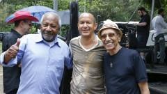 Show 40 anos da Rádio USP. Demônios da Garoa, Rádio Matraca, Moisés da Rocha e Músicos