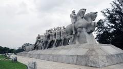 Monumento às Bandeiras de Victor Brecheret