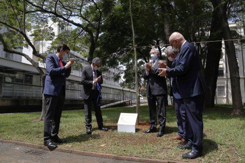 Homenagem ao Dr. Arnaldo Vieira de Carvalho