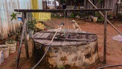 Poço de água. Foto: Cecília Bastos/USP Imagem