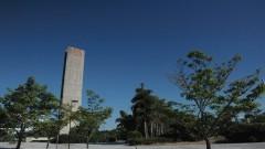 Praça do Relógio, prédio da Reitoria. foto Cecília Bastos