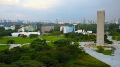 Praça do Relógio – Campus da Capital
