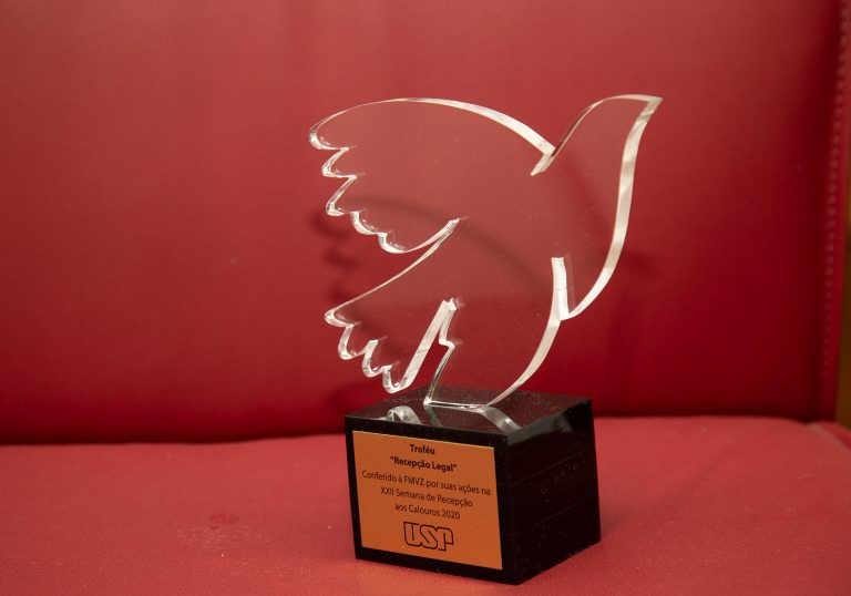 Prêmio Recepção Calouros 2020