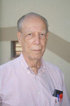 Prof. José Eduardo Dutra de Oliveira, 2009
