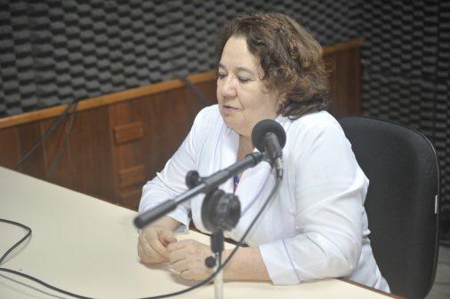 Profa Cacilda da Silva Souza-FMRP – entrevista para o Saúde com Ciência e Jazz