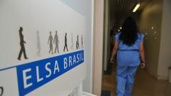Atendimento médico no Projeto do Estudo Longitudinal de Saúde do Adulto (Elsa-Brasil). foto : Cecília Bastos
