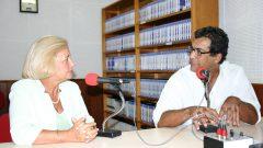 Entrevista profa Suely Vilela, reitora da USP, para a Rádio USP