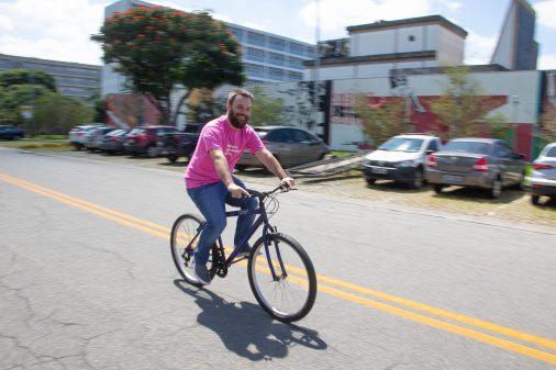 USP e Bike Sampa disponibilizam bicicletas compartilhadas na Cidade Universitária