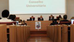 Reunião do Conselho Universitário