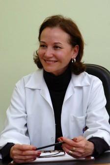 Profª Sandra Grisi, superintendente do Hospital Universtário – HU