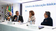 Lançamento da de Educação Básica da USP