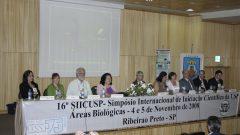 16º SIICUSP, na USP de Ribeirão Preto, 2008