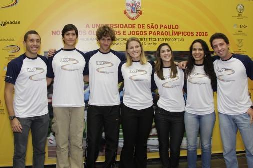 A USP nos Jogos Olímpicos e Paraolímpicos 2016