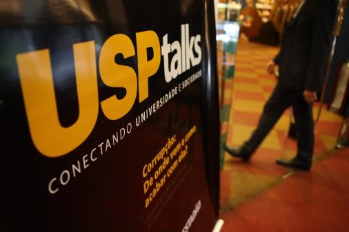 USP Talks Corrução