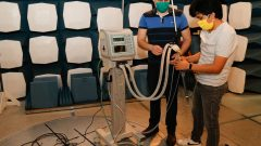 Manutenção  de Ventilador Pulmonar