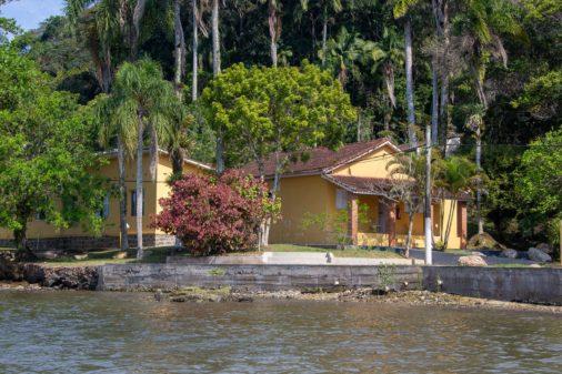 Base de Cananeia do Instituto Oceanográfico III