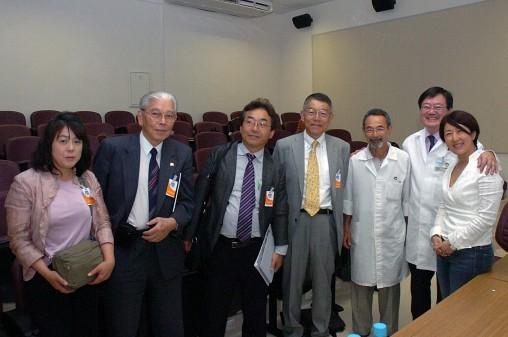 1º Workshop Internacional de Cuidados Paliativos – HU