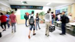 Alunos da escola pública_foto Cecília Bastos/USP Imagem