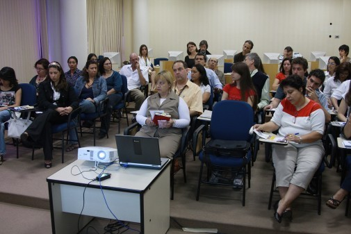 Evento de apresentação do Centro de Visitantes da USP