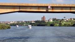 Rio Tietê em Barra Bonita