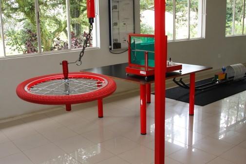 Parque de Ciência e Tecnologia – CienTec IV