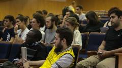 Jornada Eleitoral - Uma parceria USP Debate + Rádio Usp - Idéias dos candidatos a prefeitura de São Paulo. foto Cecília Bastos/Usp Imagem Reg. 267-16